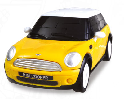 Puzzle Fun 3d Products Mini Cooper